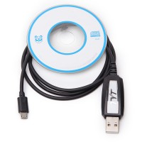 TYT TH-9800 Programlama Kablosu + CD