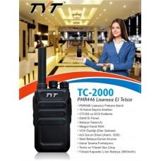 TYT TC-200 PMR El telsizi