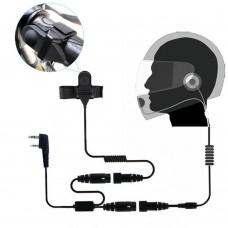 Motorsiklet İçin Telsiz kulaklığı (kask içi kulaklık)