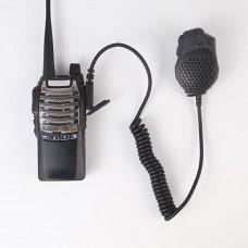 Baofeng UV-82 Uyumlu yaka mikrofonu (Çift PTT)
