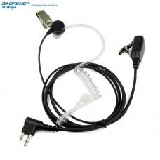 Motorola Akustik Telsiz Kulaklığı (Mikrofonlu)