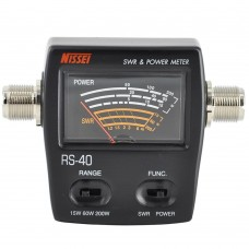 NISSEI RS-40 Watt ve SWR Metre